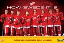Hey hey Hockeytown / by Sue Swiatek
