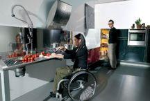 Accessable spaces / by Grace