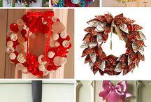 Wreaths / by Sonia Ramirez