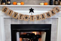 Fall holidays & decor / by Heather Ricarte
