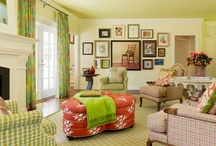 Upholstery ideas / by Susan Nussbaum Fitzgerald