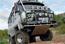 cool 4x4 / by Marc Armbrust