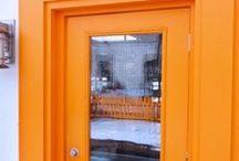 Orange / by Elizabeth Larkin