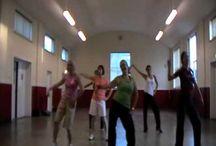 Dance excersize! / by Krista Bramon