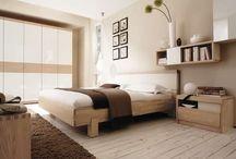 Bedroom/Bathroom Ideas / by Rachel Smith