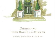 Holiday Open house ideas / by Laurie Farnes