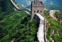 China / by HF Holidays