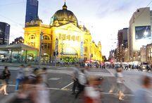 Favourite Melbourne Places and Spaces / by Hidden Secrets Tours - Melbourne