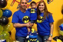 Batman Party! / Andrews 3rd Birthday party / by Liz Serda Champion