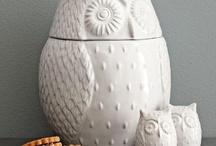 owls! / by Christa Aldrich