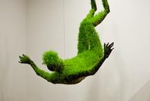 installation assemblage sculpture  / definitely a favourite / by Robin Krumins