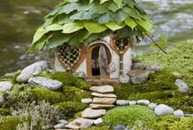 Fairy Houses / by Joy *Cute Crafts for Cute Kids*