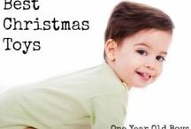 Best Toys for 1 Year Old Boys / by Lesley Stevens