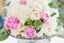 Table settings and Party Ideas / by Denise Cox