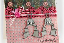 Craft: Cards/Scrapbooking / by Vanessa Bland