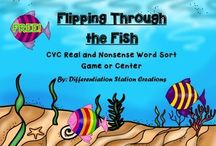 Reading Centers 1st / by Caitlin Johnston