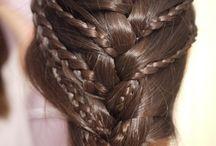 Braided Hair, Braided Brade Hair / by Debbie Johnson