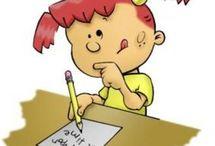Education~Writing / by Emily Hesse