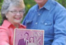 50th Wedding Anniversary ideas / by Kari Ryan