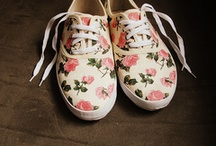 shoes / by Natalie Throneberry
