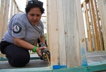 AmeriCorps / We are joined by AmeriCorps members each year! / by Habitat for Humanity