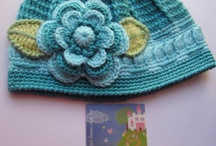 crochet hats for baby / by Mary Butler Reed