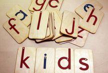 Montessori Inspired / by Jennifer Jones