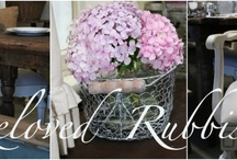 My Work / by Amanda ~ Reloved Rubbish