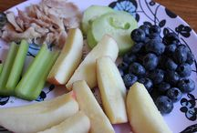 Healthy Snacks / by Tracy Walker