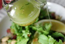 Salad dressings / by Donna Raitanen