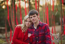 engagement pictures inspiration / by Allie St. Germain