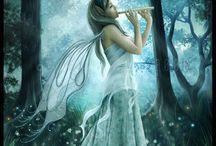 mythological things / by Venetia Marshall