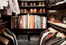 HOME: Closets & Laundry / by Samantha Eckmann Clements Fischer