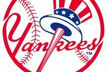 New York Yankees / by Tiia Richardson