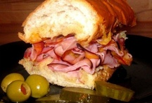 SANDWICH RECIPES / by James Valley  Sr