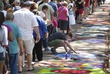 Sidewalk Arts Festival / by SCAD - Savannah College of Art and Design