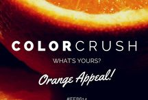 Design Inspiration: Color Crush / Check out our latest #colorcrush pins and get inspired! Grab the color code from the design and use in your next Canva creation. https://www.canva.com/ / by Canva