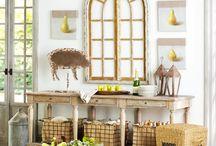Furniture  / by Kathy Conrad