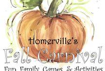 Homerville / by Laura Landrum