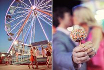 Carnival Themed Engagement Photos / by Priscilla Ines