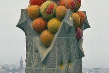 Antoni Gaudi / Finest artist of the 20th Century / by Pi Rsquare
