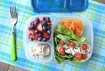 Lunch ideas / by Tonya Robertson