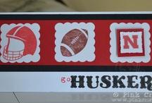 Husker Art / by Nebraska Huskers
