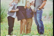 Family portrait ideas / by Kim Robertson