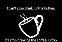 My Love For Coffee / by Jodi Kay Hansen