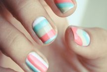 Nails :) / by Shannon Osmun