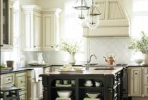 kitchens / by Toni Jeter-Stanton
