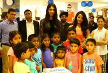 Max Miss Hyderabad's Day To Remember / When the gorgeous Miss Hyderabad & the First Runner Up visited our store launch in Tirumalgiri - Everyone held their breath, time stood still & the temperature in our store began soaring high! / by Max Fashion India