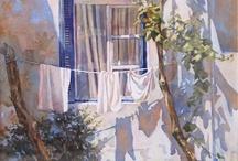 Watercolors / by Colleen Sullivan Blake