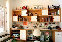 Office & Work Space / by Katie Schoepflin